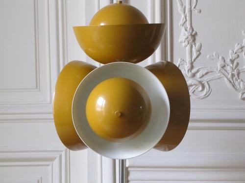 Verner Panron lampadaire Flower Pot