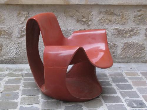 arDanièle Quarante, fauteuil Albatros