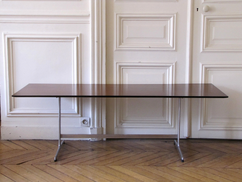 Table basse, Arne Jacobsen,ed. Fritz Hansen