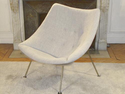 Pierre Paulin, fauteuil Oyster