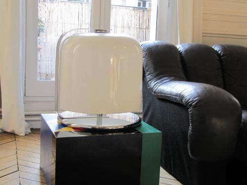 Grande lampe de table de Guzzini