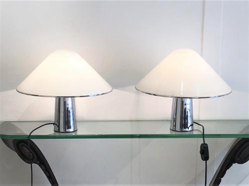 Paire de lampes I Guzzini